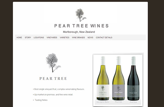Pear Tree Wines
