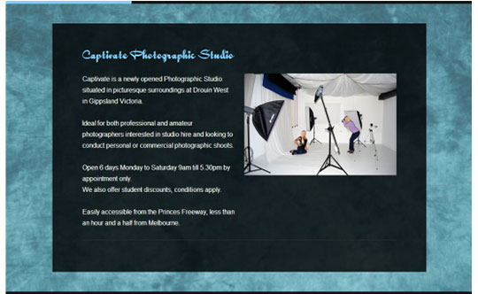 Captivate Photographic Studio