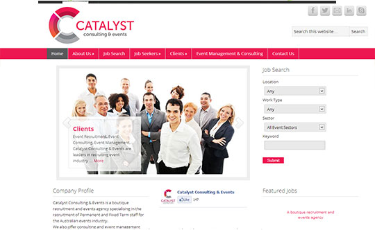 Catalyst Consulting & Events