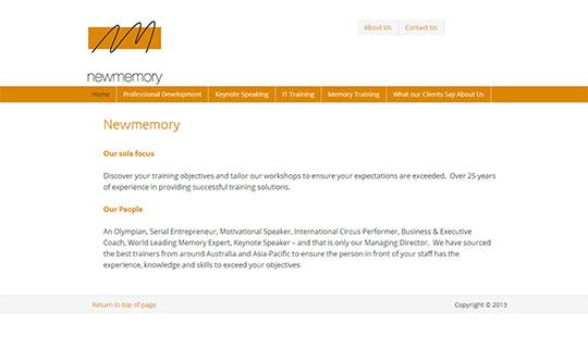 Newmemory Pty Ltd