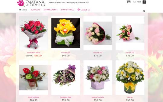 Matana Flowers