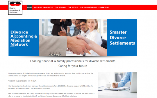 Divorce Accounting & Mediation