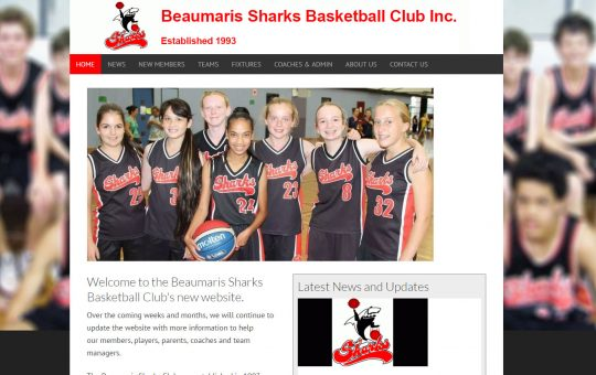 Beaumaris Sharks Basketball Club